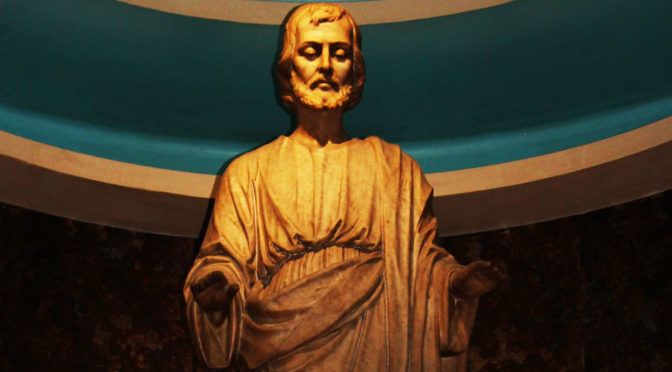 """Daily Meditations with St. Joseph for the Month of March from """"The Devout Year"""" by Richard F. Clarke"""