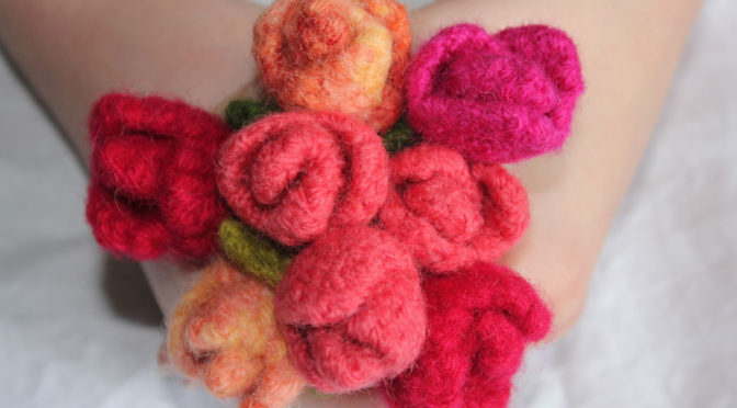 Felted Wool Designs Of All Kinds